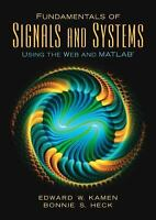 Intl Ed. Fundamentals of Signals and Systems by Edward W. Kamen & Bonnie S.H 3ed