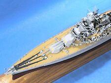 1/350 USS West Virginia  BB 48 7 Dec 41  Complete Resin & PE Brass Model Kit