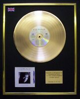 CLIFF RICHARD PRIVATE COLLECTION CD GOLD DISC FREE P+P!