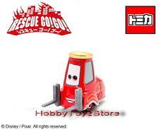 Tomica Tomy Disney Pixar Cars Rescue Go! Go! Guido Fire Engines