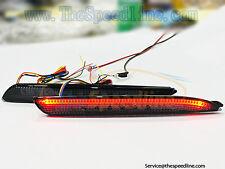 10 11 12 13 MAZDA 3 4D 5D SMOKE LENS LED STRIP REFLECTORS LIGHTS Bumper Lamp MPS