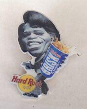 Hard Rock Cafe Lapel Pin Badge James Brown Lipton Brisk Iced Tea Limited Edition