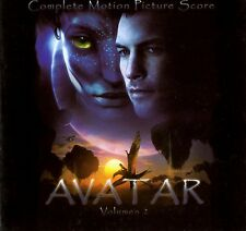 Avatar Vol 2 - 2 x CD Complete Score - Limited Edition - James Horner