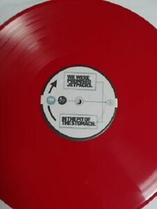 We Were Promised Jetpacks In The Pit Of Stomach RED VINYL LP Record! & MP3! NEW!