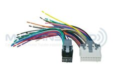 reverse radio wiring harness oem factory stereo installation metra 71-2003-1  (fits: buick rendezvous)