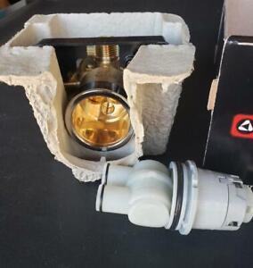 Delta R10000-UNBX Univ Tub/Shower Valve Rough & monitor 13/14 Cartridge RP46074