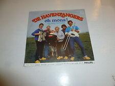 "DE HAVENZANGERS - Oh Mona - 1987 Dutch 7"" Juke Box Single"
