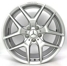 1x 19Zoll Original Mercedes GT GT C C190 AMG Alufelge A1904010300 9x19 ET58 VA