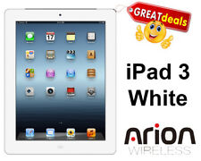 Apple iPad 3rd Generation 16GB, Wi-Fi, 9.7in -- White-- Top Prices -- Top Seller