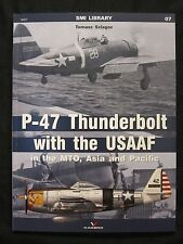 Kagero Book: P-47 Thunderbolt with the USAAF in the MTO, Asia and Pacific Decals