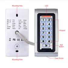 Door Access Control Controller Waterproof IP68 Metal Case RFID Reader Keypad /K1