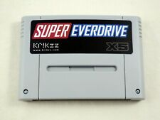 New Super Everdrive X5 for SNES SFC Official Krikzz Nintendo Famicom US Seller