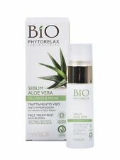Bio Phytorelax Sebum Aloe Vera Pelli Miste & Impure Trattamento Viso Anti-Imperf