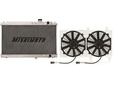 MISHIMOTO Radiator+Shroud+Fan 94-01 Acura Integra 99 00