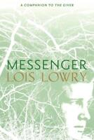 MESSENGER - LOWRY, LOIS - NEW HARDCOVER BOOK