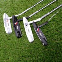 "PGM Golf Putter Edelstahl Golfschläger Rechte Scotty Hand Kopf Unisex 34/35 """
