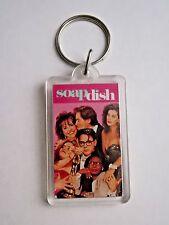 VINTAGE 1991 SOAPDISH MOVIE PLASTIC KEYCHAIN