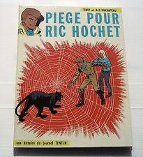 RIC HOCHET .  5 . Piège pour Ric Hochet . TIBET , A.P. DUCHATEAU . BD EO