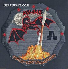 NROL-67 ATLAS V AV-045 DRAGON 5 SLS CCAFS ULA USAF DOD SATELLITE Launch PATCH