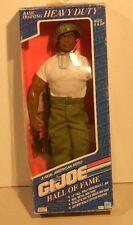 "G.I. Joe Heavy Duty Basic Training Soldier Black 12"""