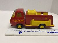 Vintage Tonka #18 Fire Truck # 55250 Red and Yellow