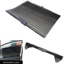 Retractable Mesh Sun Visor Car Side Window Screen Sunshade Shade Shield Curtain