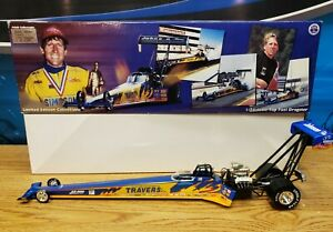 Action 1996 1/24 scale Travers Top Fuel Dragster Blaine Johnson NHRA 1 of 7500