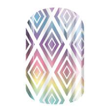 Jamberry Nail Wraps ~ Trippin' ~ Half Sheet, Brand New