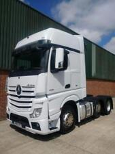 Mercedes-Benz Commercial Articulated Lorries 1 excl. current Previous owners