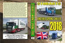 3800. Widnes. UK. Trucks. April 2018. We are at Stobarts multi modal Port with a