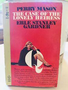 Perry Mason: The Case Of The Lonley Heiress • Erle Stanley Gardner