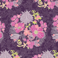 Serenade Moonlight Fabric by the Yard - Art Gallery Fabrics: Poetica POE-701