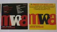 2x Rock Sound compilation CDs - Vols 42/44 - good cond - mags not included