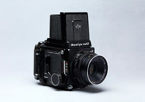Mamiya RB67 Pro S with 127mm f3.8 Sekor C Lens
