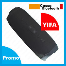 CASSA CHARGE 3 WIRELESS PORTATILE VIVAVOCE BLUETOOTH SPEAKER 20W IMPERMEABILE
