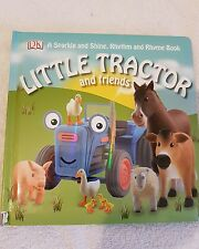 little tractor book