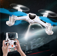 MJX X300C RC Drone Remote Control FPV Real-Time LED 2.4G Helicopter Quadcopter