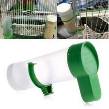 Bird Pet Drinker Feeder Food Waterer Clip for Aviary Cage Budgie Lovebirds Hot