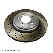 Disc Brake Rotor Rear Right BECK/ARNLEY 083-3490Z fits 08-13 BMW M3
