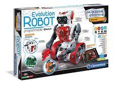 Clementoni 19034 - Evolution Robot Scienza e Gioco NEW 2017