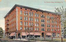 D68/ Wilkinsburg Pennsylvania Pa Postcard 1908 The Colonial Building