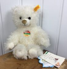 """NEW 2004 STEIFF  BEAR """"Original Cosy Friends"""" With TAGS White RARE 12"""" TALL"""