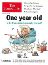The Economist Magazin, Heft 2/2018: Trump - One year old +++ wie neu +++