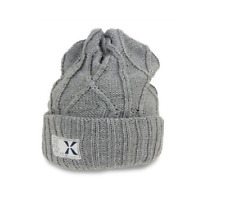 Shimano Cable Knit Xefo Megaheat Beanie Titan Grey Coarse Carp River Fishing