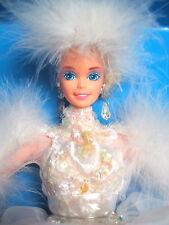 Poupée Barbie Snow Princess Enchanted Seasons Collection 1994 shipper 9665 11875