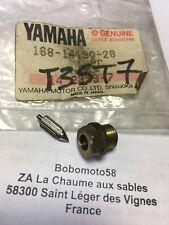 Yamaha 168-14190-28 pointeau carburateur + siège TT500 XT500 TT XT 500