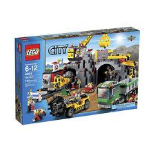 LEGO CITY THE MINE 4204