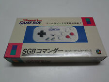 SGB Super Game Boy Commander for Nintendo Super Famicom Japan NEW