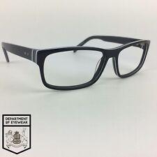 SPECSAVERS eyeglasses MID-GREY RECTANGLE glasses frame MOD: BYRON 25634419
