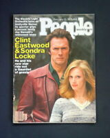 PEOPLE MAGAZINE FEBRUARY 13 1978 CLINT EASTWOOD & SONDRA LOCKE